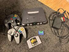 Nintendo 64 Konsole Inkl. Zelda
