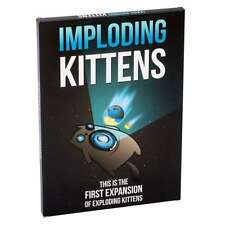 Imploding Kittens: This is the First Expansion of Exploding Kittens- NEW