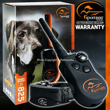 SportDOG SD-825 SportHunter 825 Dog Training Collar Remote Shock 1/2 Mile Range