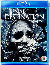 The Final Destination 4 3D (Blu-ray)