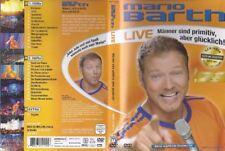 DVD Mario Barth Live Männer sind primitiv aber glücklich
