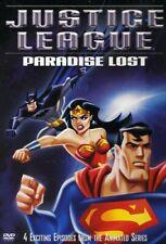 Justice League Paradise Lost DVD /DC Comics Kids Collection / Snap case