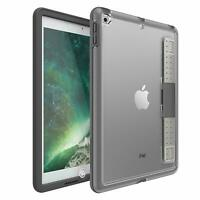 OtterBox Unlimited Defender KickStand Case (Apple iPad 5th & 6th gen) Gray {NEW}