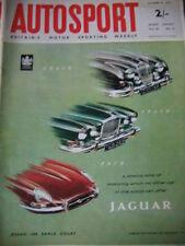 Autosport October 19th 1962 *New Triumph Spitfire*