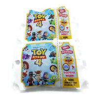 Disney Pixar Toy Story 4 Series 3 Mini Figure Blind Bag Lot of 2 New Free Ship
