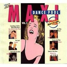 Musikladen Eurotops-Maxi Dance Pool 2 (1989) Roxette, Chanelle, Soulsis.. [2 CD]