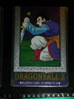 Carte Dragon Ball Z DBZ Hero Collection Part 3 #PC-22 Platina 1995 MADE IN JAPAN