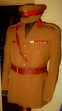VINTAGE RARE GREEK ROYAL HELLENIC MILITARY GENERAL UNIFORMS FROM 50s