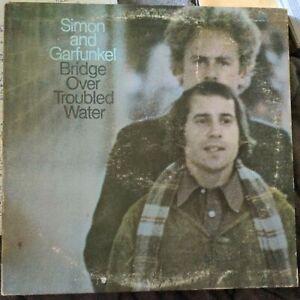 SIMON AND GARFUNKEL Bridge Over Troubled Water 1970 Columbia Santa Maria Press