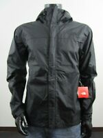 Mens TNF The North Face Venture Dryvent Waterproof Hooded Rain Jacket - Black