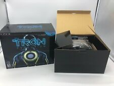 Disneys TRON Evolution Collector's Edition Complete Set for PS3 New Open Box