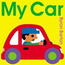 My Car Board Book (Board Book)