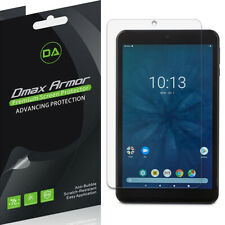3X Dmax Armor Clear Screen Protector for Onn 7 inch Tablet