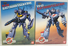 MACROSS : BATTROID VF-1S, BATTROID VF-1J 1/72 SCALE MODEL KITS MADE BY BAN DAI