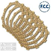 KIT DI DISCHI FRIZIONE GUARNITI FCC HONDA 400 TRX EX 1999-2009
