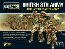 Warlord Games British 8th Army Starter 28mm United Kingdom WWII Bolt Action 8 Th