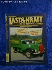 Last & Kraft 3/03 100 Jahre Saurer Jubiläum Fa. Barth