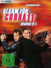 3 DVDs * ALARM FÜR COBRA 11 - STAFFEL 2.1 # NEU OVP §
