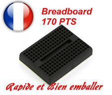 Breadboard 170 pts Couleur noir