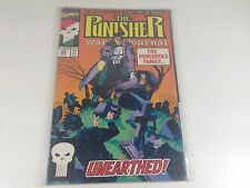 Comics marvel the punisher 1989 VO etat proche du neuf mint collector
