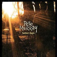 Pete Murray - Better Days 3 Track CD Single