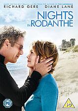 NIGHTS IN RODANTHE-DVD-RICHARD GERE-BRAND NEW SEALED