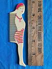 Vintage+or+Antique+Comb+Shaped+Like+a+Woman+Swimmer+-+No+Comparables%2C+Unique+