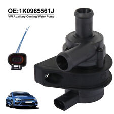 Auxiliary Cooling Coolant Water Pump  For VW Tiguan Jetta Audi A3 1K0965561J UK