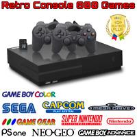 Retro Game Console HDMI Support 4K Built-in 800 games Nintendo Gameboy Sega NES