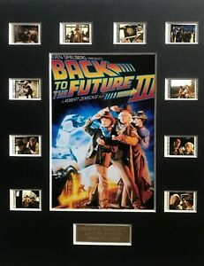 Back to the Future 3 - 35mm Film Display