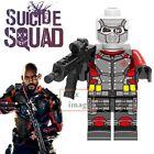 1pc Deadshot Minifigures Building Blocks Toy DC Suicide Squad Custom Lego #251