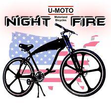 "29"" Gas Tank Bike For 2-Stroke 66Cc/80Cc Motorized Bicycle Kits"