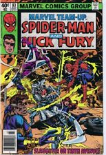 Marvel Team Up #83 ORIGINAL Vintage 1979 Marvel Comics Spider-Man Nick Fury