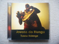 JOVENS DO HUNGU Tuana Ndenge CD MINT DISC!