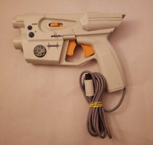 Sega Dreamcast InterAct Starfire Lightblaster Light Gun *TESTED WORKING*
