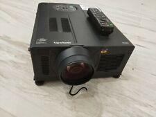 VIEWSONIC PJ1065 PROJECTOR 3500 lumens xga POWER zoom focus