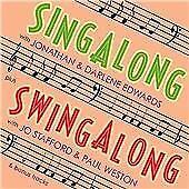 Sing Along with Jonathan & Darlene Edwards, Jonathan & Darlene Edwards, Audio CD
