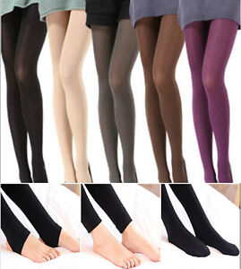 Hot Sexy Fashion No Sheer Winter Thick Pantyhose-You can choose through 3 Styles
