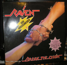 "Raven with Udo Dirkschneider - Break The Chain - 12""Maxi von 1983"