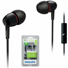Philips SHE7005A Headphones with mic  8.6mm drivers/closed-back In-ear Earset
