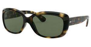 RAY BAN JACKIE OHH RB4101 710 LIGHT HAVANA BROWN TORTOISE Sunglasses Shades