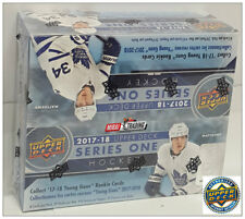 2017-18 Upper Deck Series One Hockey Retail Box