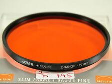Original filtro cokin foto photo lens Orange naranja 77mm 77 e77 fi795 (5)