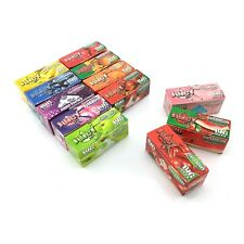Juicy Jays Flavoured Rolls Rips Rolling Papers Fruity Flavour Smoking Skins