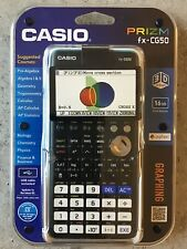 casio prizm fx-cg50 color graphing calculator, New & Sealed