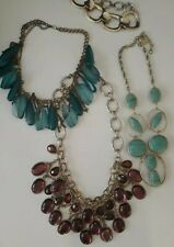 Nice Lot of Vintage/Modern Fashion Costume Jewelry All Wearable Chico's Revs 007