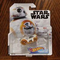BB-8 - Star Wars Character Cars - Hot Wheels (2019)