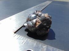 "1 1/2"" X 2"" Boyryoidal ""Gobbular Hematite Crystal Kiney Ore Specimen - Morocco"