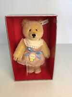 Steiff Teddy Baby Girl BLOND 25 Replica Limited Edition #00220 Year 1993 Genu