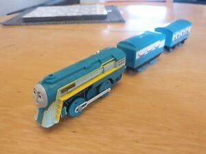 Thomas Tank Engine Connor & Carriages Immaculate Condition Trackmaster Mattel